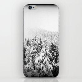 Snow Precious iPhone Skin