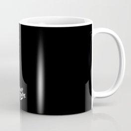 Electric Flower Coffee Mug