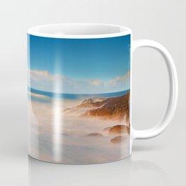 Surf at the Giants Causeway Coffee Mug