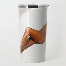 Black and Wild Travel Mug