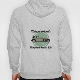 Vintage Wheels - Hispano Suiza K6 Hoody
