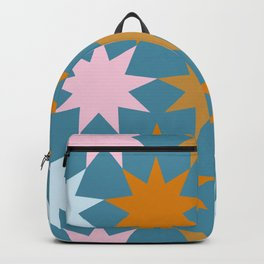 big stars big dreams pattern 1.1 Backpack