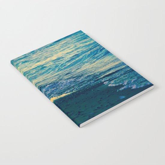 Left Behind Notebook