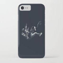 Astronaut - Death By Black Hole iPhone Case