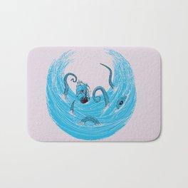 Kraken's Whirlpool Bath Mat