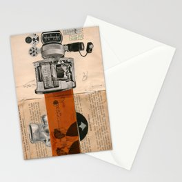 sesos huecos Stationery Cards