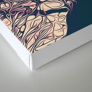treeflex Canvas Print