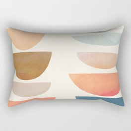 Modern Abstract Art 75 Rectangular Pillow