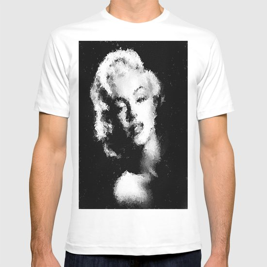 Marilyn Monroe BW T-shirt