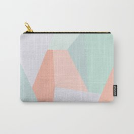 Facets Carry-All Pouch
