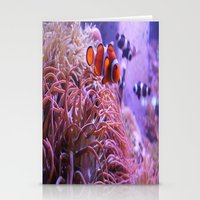 nemo Stationery Cards featuring Nemo by Joanna Dickinson