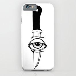 Kill the Eye iPhone Case