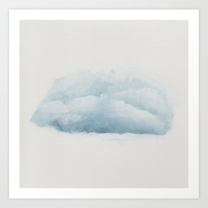 Dare to Dream - Cloud 8 of 100 Art Print