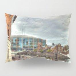 Barclaycard Arena and the Malt House Pub Pillow Sham