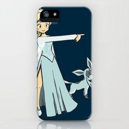 Trainer Elsa iPhone Case