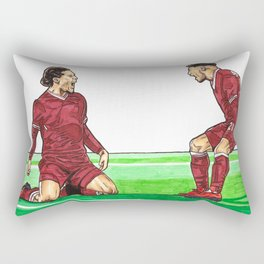 Cup Winner Rectangular Pillow