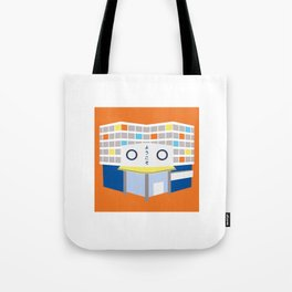 japanese mall Tote Bag