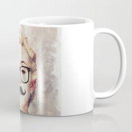 MDNA hipster by ilya konyukhov (c) Coffee Mug