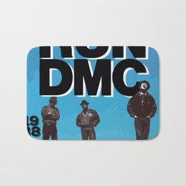 RUN-DMC-1988 Bath Mat