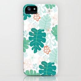 Hawaiian Holidaze iPhone Case