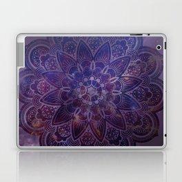 Ultraviolet Mandala Laptop & iPad Skin