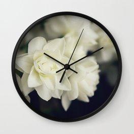 Gentle Jonquils Wall Clock