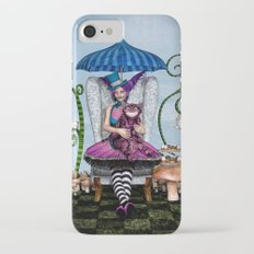 We're all Mad Here Slim Case iPhone 7