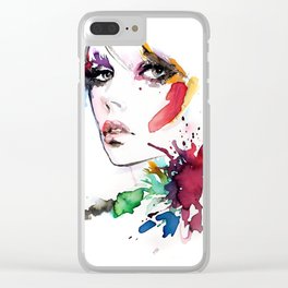 Fashion 2016/2 Clear iPhone Case