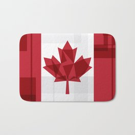 O Canada Bath Mat