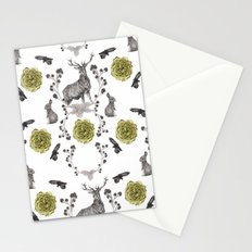 Flora & Fauna Stationery Cards