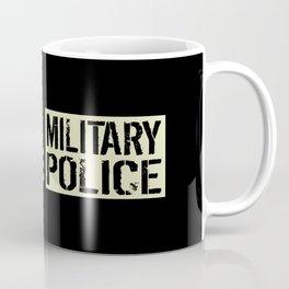 U.S. Military: Military Police Coffee Mug
