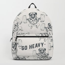 GO HEAVY Backpack