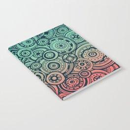 Round Rumination Notebook