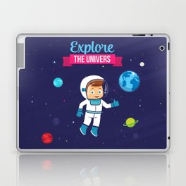Explore the Univers Laptop & iPad Skin