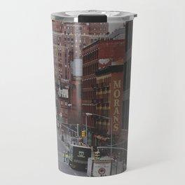 New York Street Travel Mug