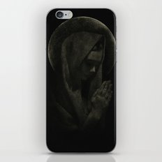 Pray for us iPhone & iPod Skin