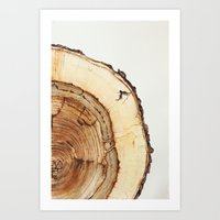history Art Prints featuring History by Elise Smothermon