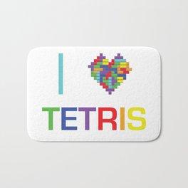 I heart Tetris Bath Mat