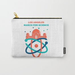 Earth Day For Los Angeles Carry-All Pouch
