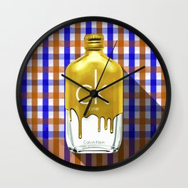 CK ONE GOLD_PA KAO MA01 Wall Clock