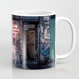 Underground Boxing Club NYC Coffee Mug