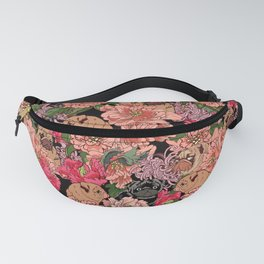 Because Pugs Fanny Pack