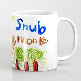 Golden Snub-nosed Monkey Coffee Mug