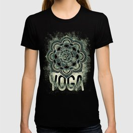 Sacred Geometry for your daily life - OHM DARKIE T-shirt