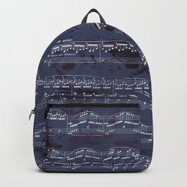 "Sheet Music - Debussy's ""Childrens Corner"" (Doctor Gradus ad Parnassum) Backpack"