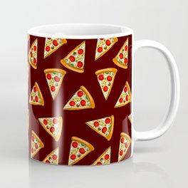 Tasty pizza pattern Coffee Mug