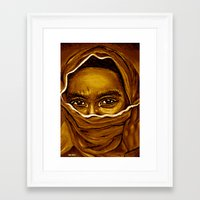 islam Framed Art Prints featuring islam style2! by noblackcolor