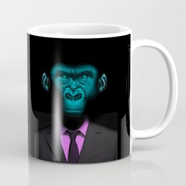 Monkey Suit Coffee Mug