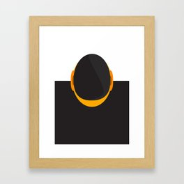 Guy-Manuel de Homem-Christo | Daft Punk Framed Art Print