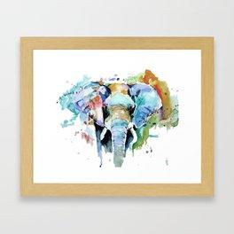 Animal painting Framed Art Print